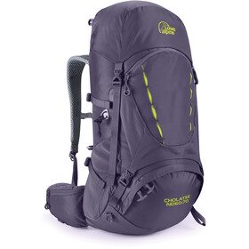 Lowe Alpine Cholatse ND 60:70 Backpack Women aubergine